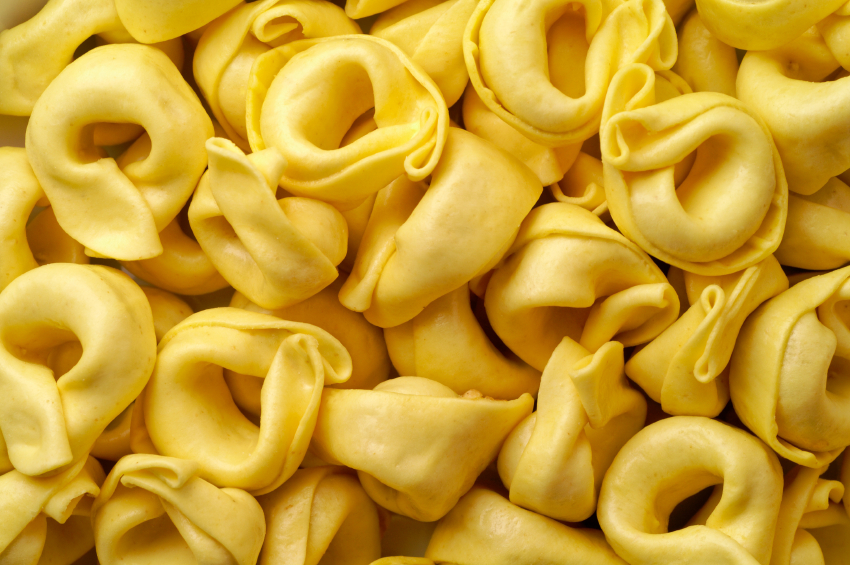Tortellini background